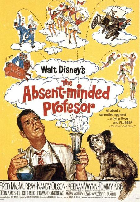 The Absent-Minded Professor / The Parent Trap Photos + Posters