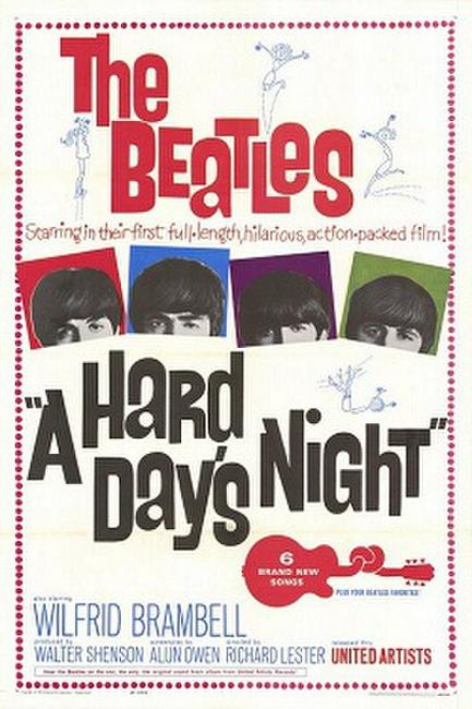A Hard Day's Night / How I Won the War Photos + Posters