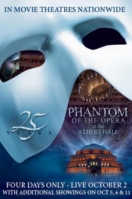 Phantom of the Opera 25th Anniversary LIVE Photos + Posters
