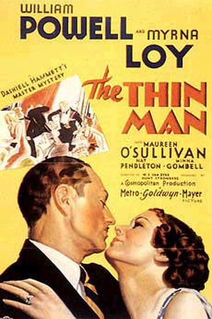 The Thin Man / Christmas in Connecticut Photos + Posters