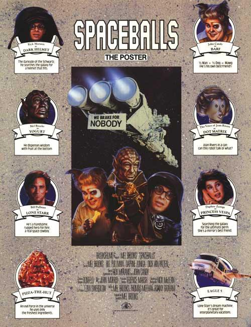 Spaceballs / Robin Hood Men in Tights Photos + Posters