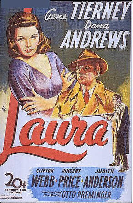 Angel Face / Laura Photos + Posters