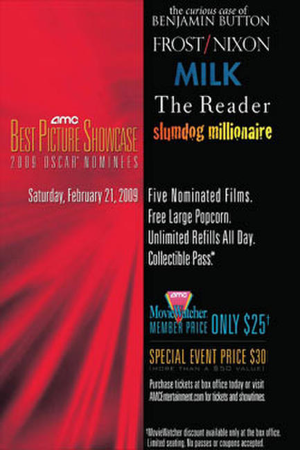 2009 AMC Best Picture Showcase Photos + Posters