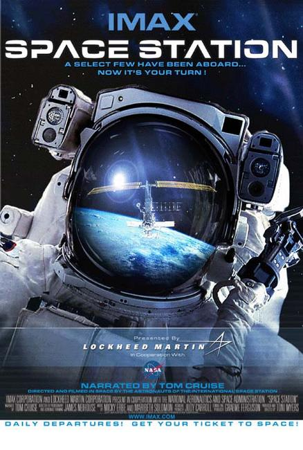 Space Station Photos + Posters