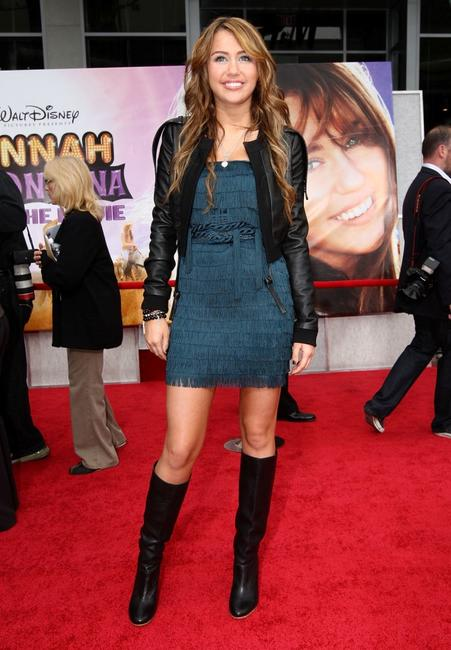 Hannah Montana: The Movie Special Event Photos