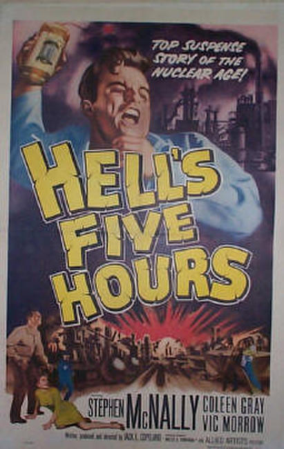 Hell's Five Hours / The Night Holds Terror Photos + Posters