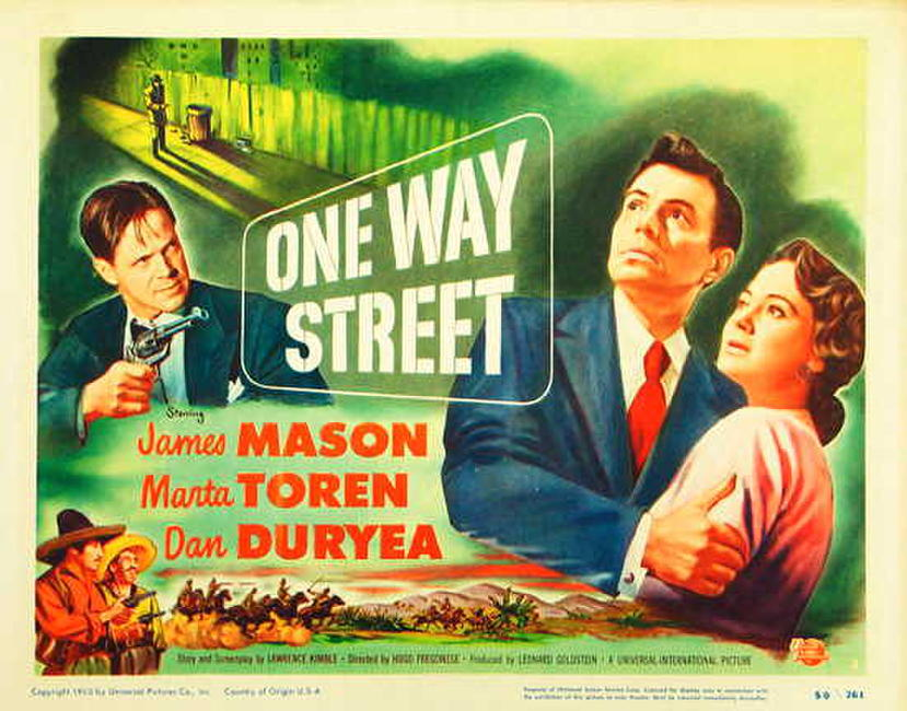 The Man Between / One Way Street Photos + Posters