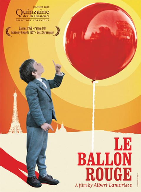 The Red Balloon / White Mane Photos + Posters