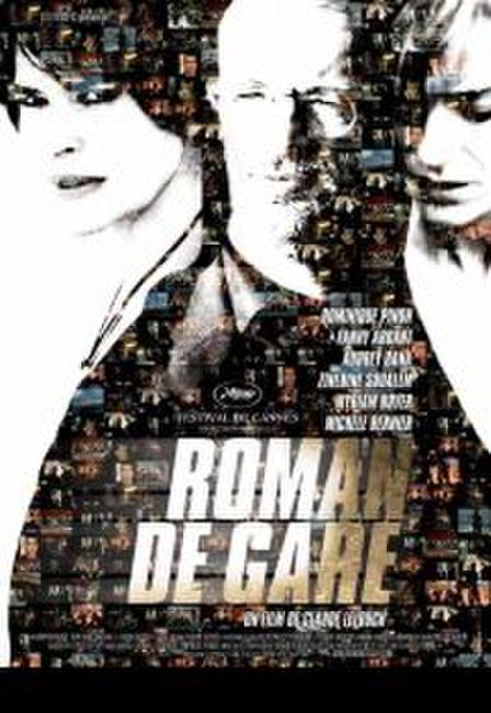 Roman de Gare / A Man and A Woman Photos + Posters