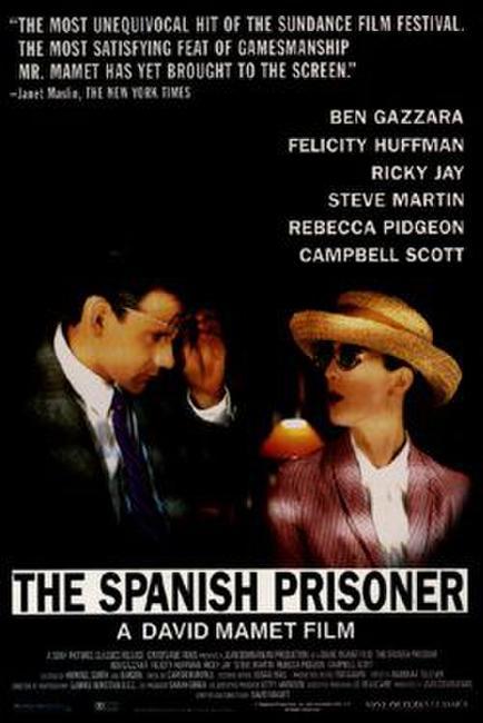The Spanish Prisoner / Heist Photos + Posters
