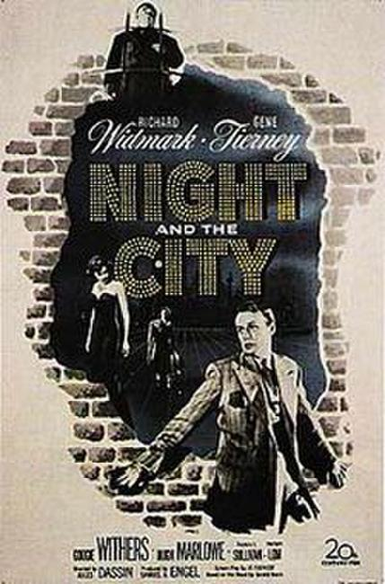 Night and the City / Woman in Hiding Photos + Posters