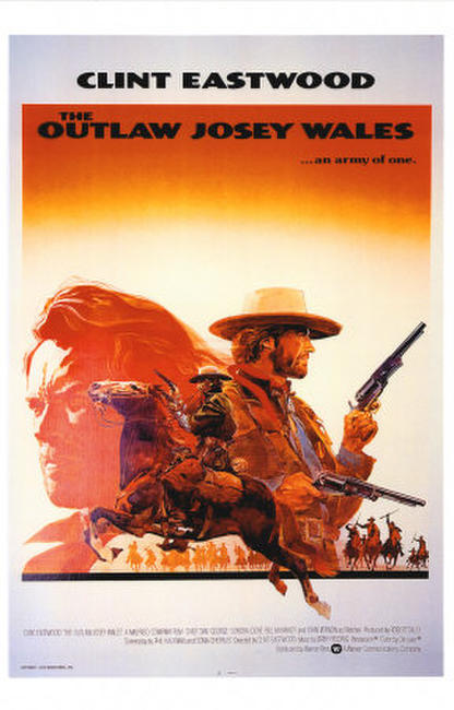Outlaw Josey Wales / High Plains Drifter Photos + Posters