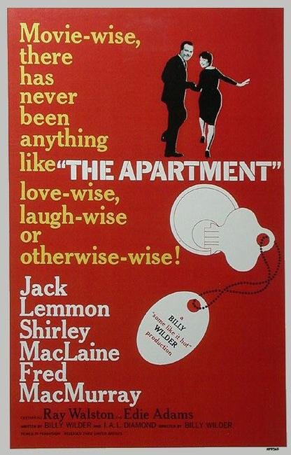 The Apartment / In the Heat of the Night Photos + Posters