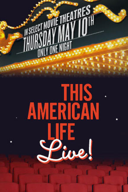 This American Life Live! Photos + Posters
