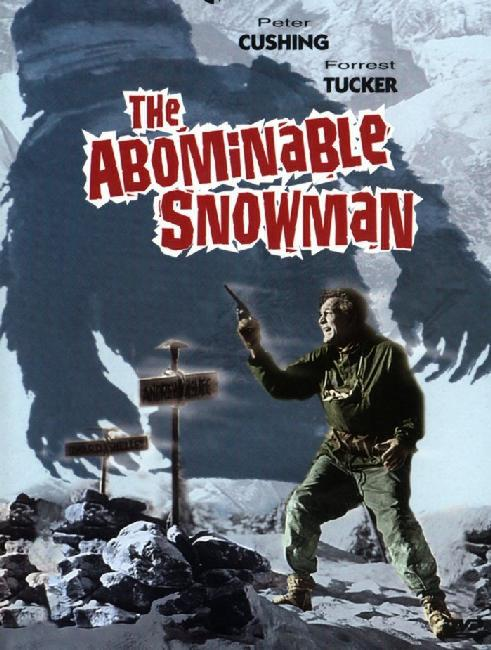 The Abominable Snowman of the Himalayas / Island of Terror / Island of the Burning Damned Photos + Posters