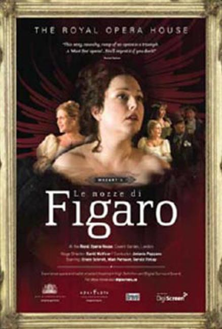 Le Nozze de Figaro: London's Royal Ballet at Covent Garden Photos + Posters