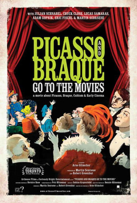 Picasso and Braque Go to the Movies Photos + Posters