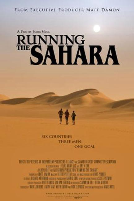 Running the Sahara Photos + Posters