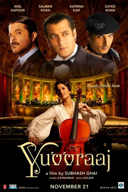 Yuvvraaj Photos + Posters