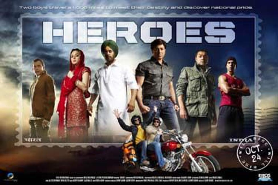 Heroes Photos + Posters