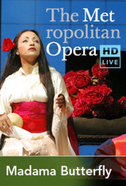 The Metropolitan Opera: Madama Butterfly Encore II Photos + Posters