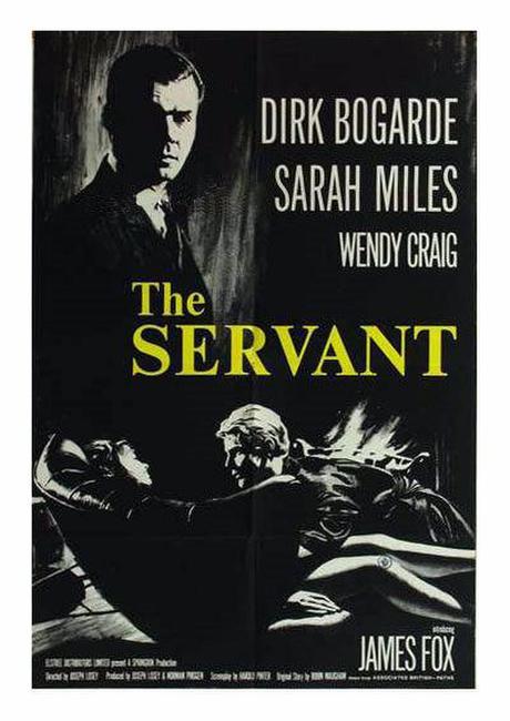 The Servant / The Caretaker Photos + Posters