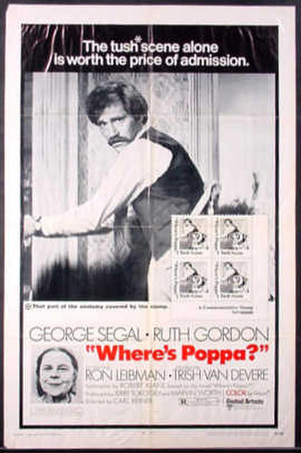 Where's Poppa? / The One and Only Photos + Posters