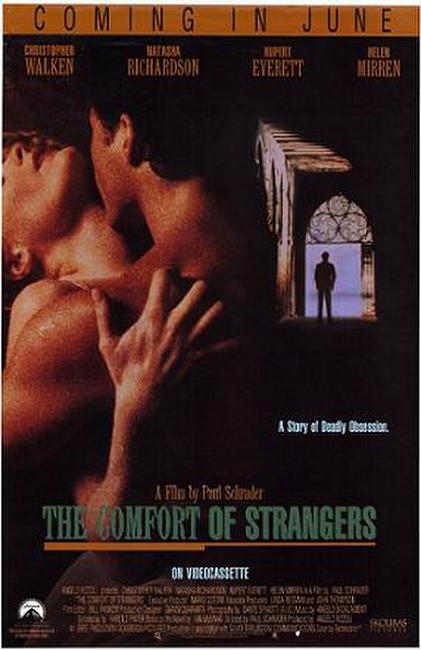 The Comfort of Strangers / The Homecoming Photos + Posters