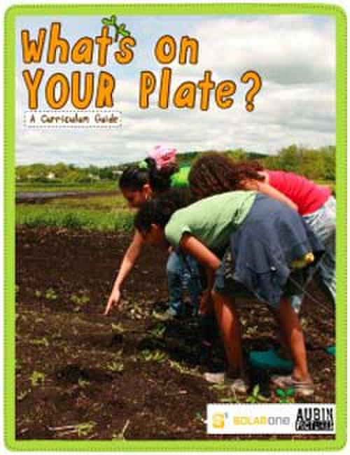 What's on Your Plate? Photos + Posters