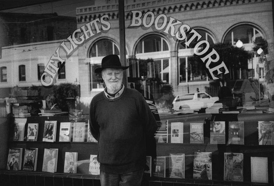 Ferlinghetti Photos + Posters