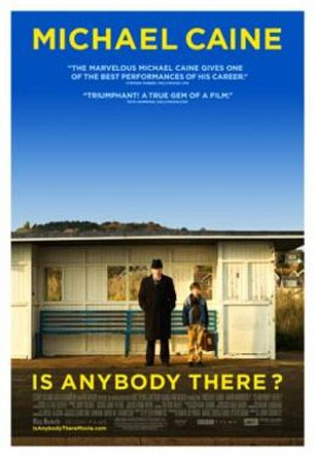 Is Anybody There? (Luxury Seating) Photos + Posters