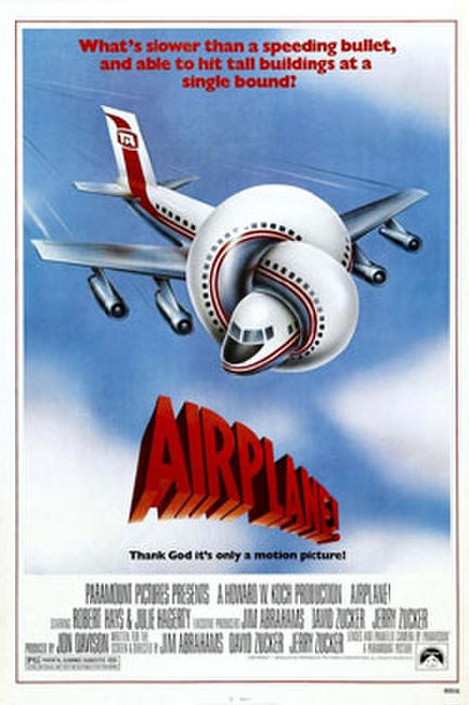 Airplane!/ Top Secret! Photos + Posters