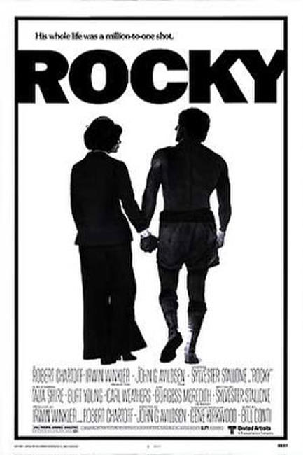 Rocky/ Rocky II Photos + Posters