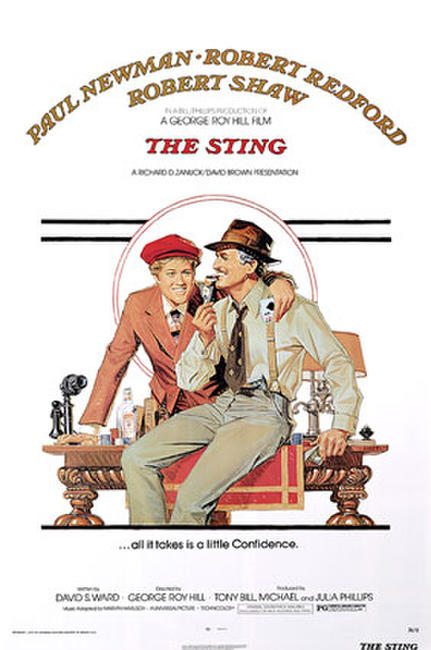 The Sting / Slap Shot Photos + Posters
