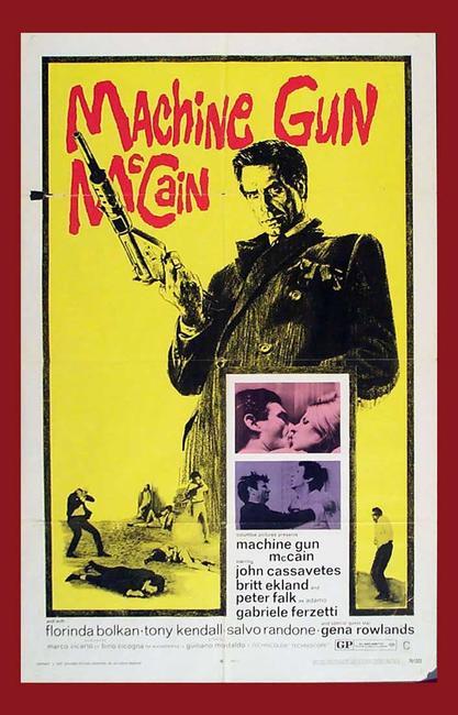 Machine Gun McCain / High Crime Photos + Posters