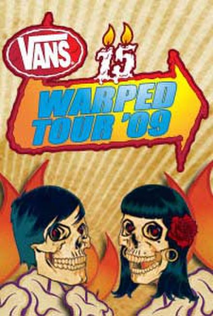 Warped Tour 15th Anniversary Celebration Photos + Posters