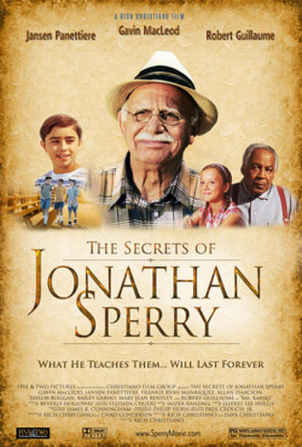The Secrets of Jonathan Sperry Photos + Posters