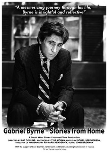 Gabriel Byrne: Stories from Home / Peacefire Photos + Posters