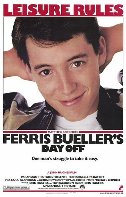 Ferris Bueller's Day Off / Weird Science Photos + Posters