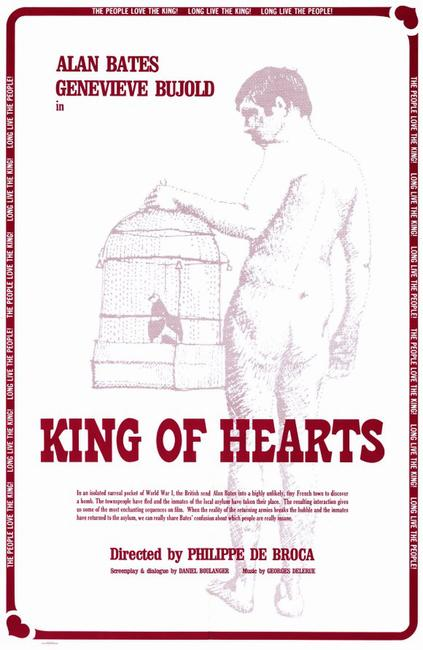 King of Hearts / Georgy Girl Photos + Posters