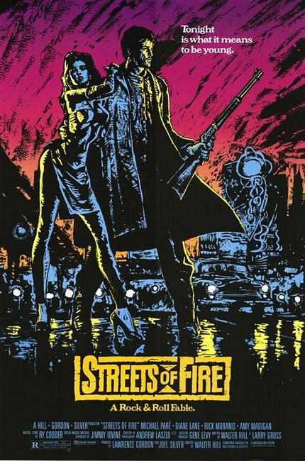 Streets of Fire / Purple Rain Photos + Posters