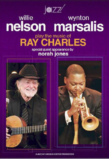 Jazz at Lincoln Center: Willie Nelson and Wynton Marsalis Photos + Posters