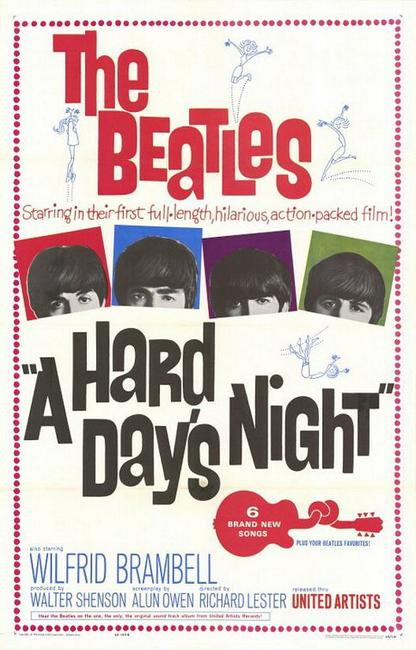 A Hard Day's Night / Head Photos + Posters