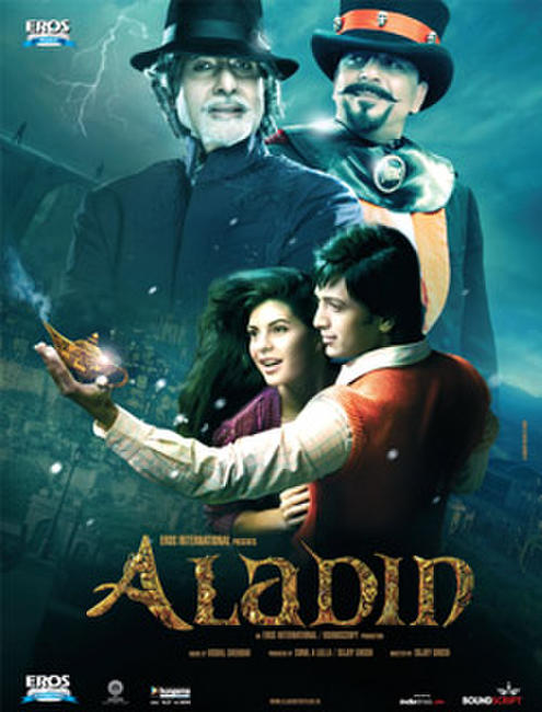 Aladin Photos + Posters
