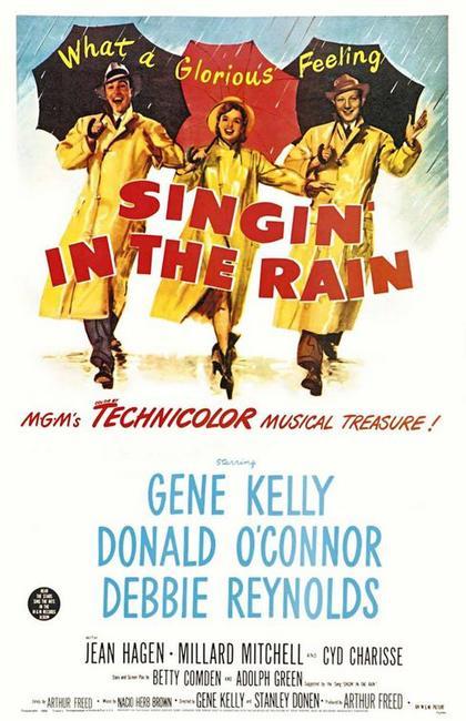 Singin' In The Rain / An American In Paris Photos + Posters