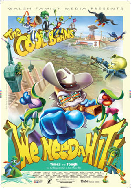 The Cool Beans: We Need A Hit Photos + Posters