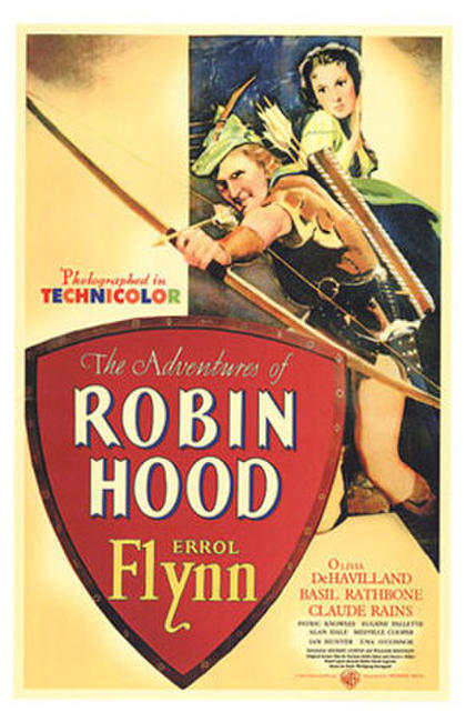 The Adventures of Robin Hood / Robin and Marian Photos + Posters