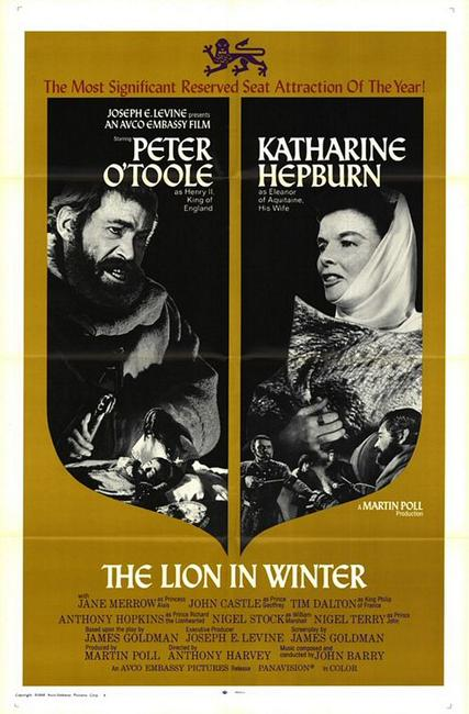 The Lion in Winter / Becket Photos + Posters