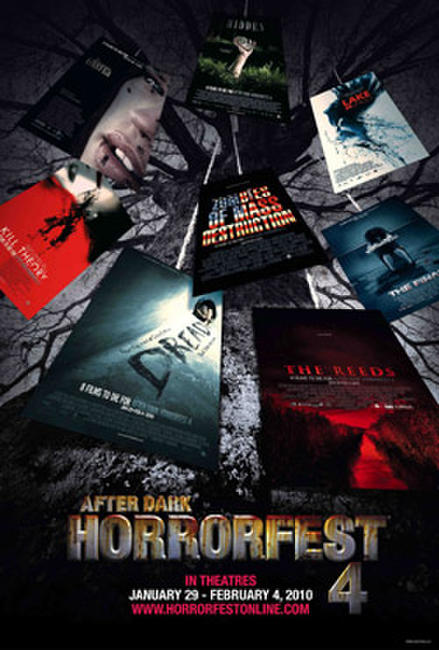 After Dark Horrorfest: Hidden Photos + Posters