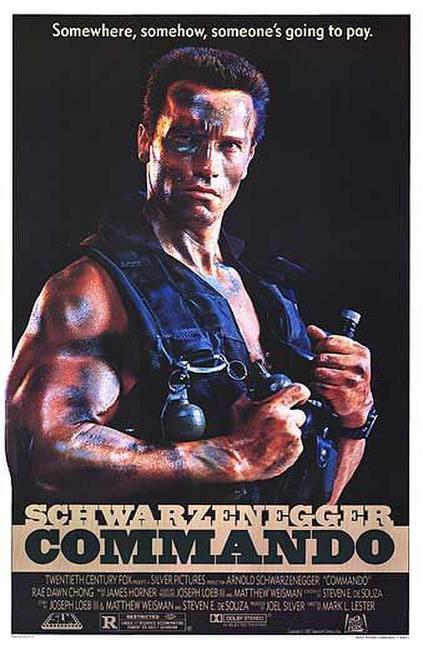 Commando / Class of 1984 Photos + Posters